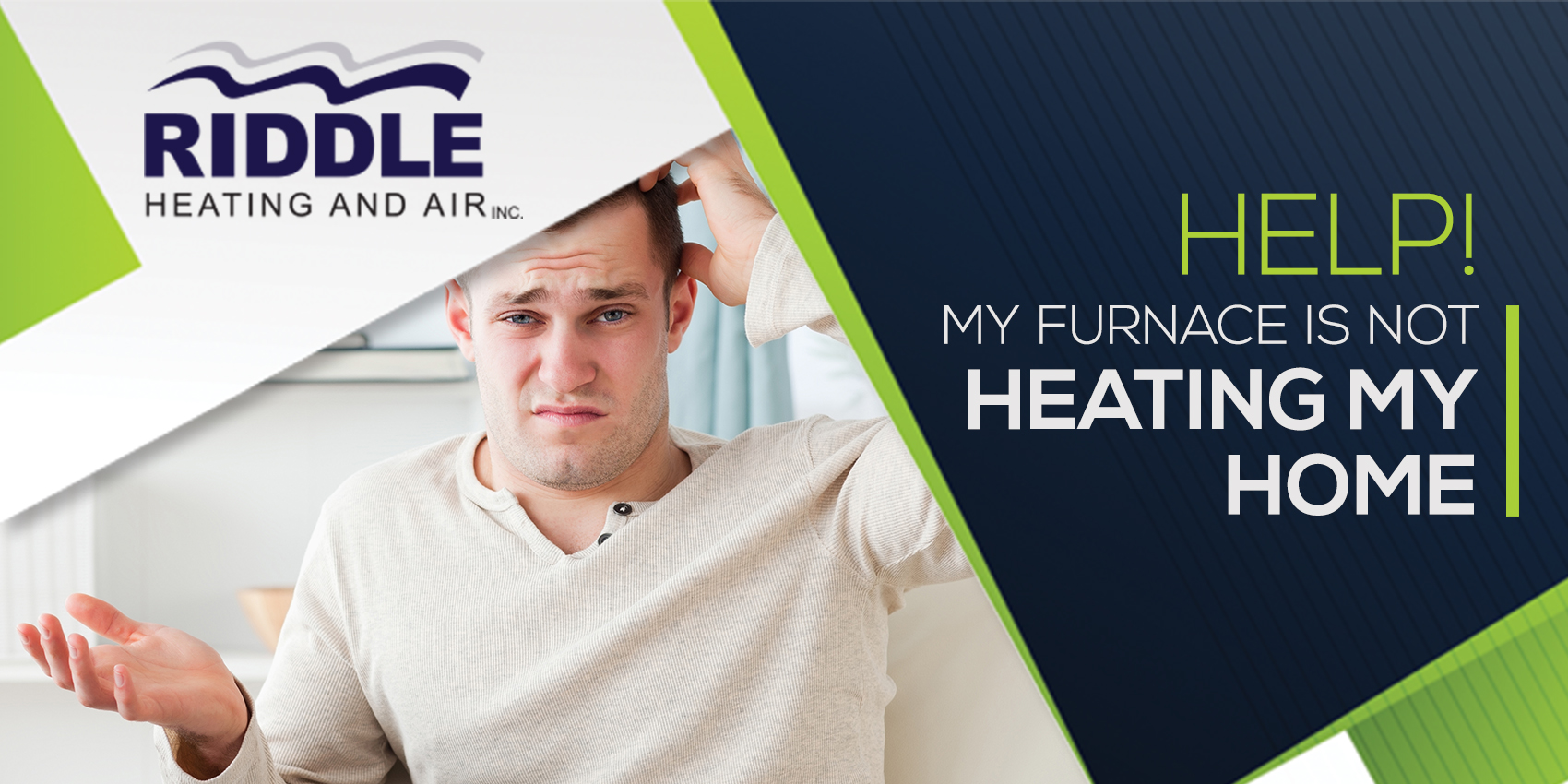 Help! My Furnace Is Not Heating My Home!
