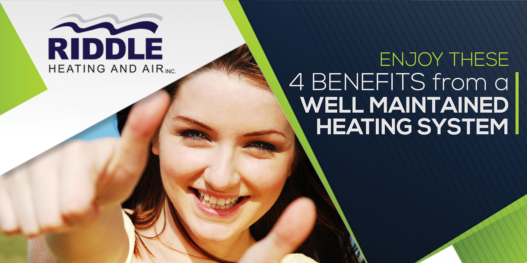 Enjoy These 4 Benefits from a Well-Maintained Heating System