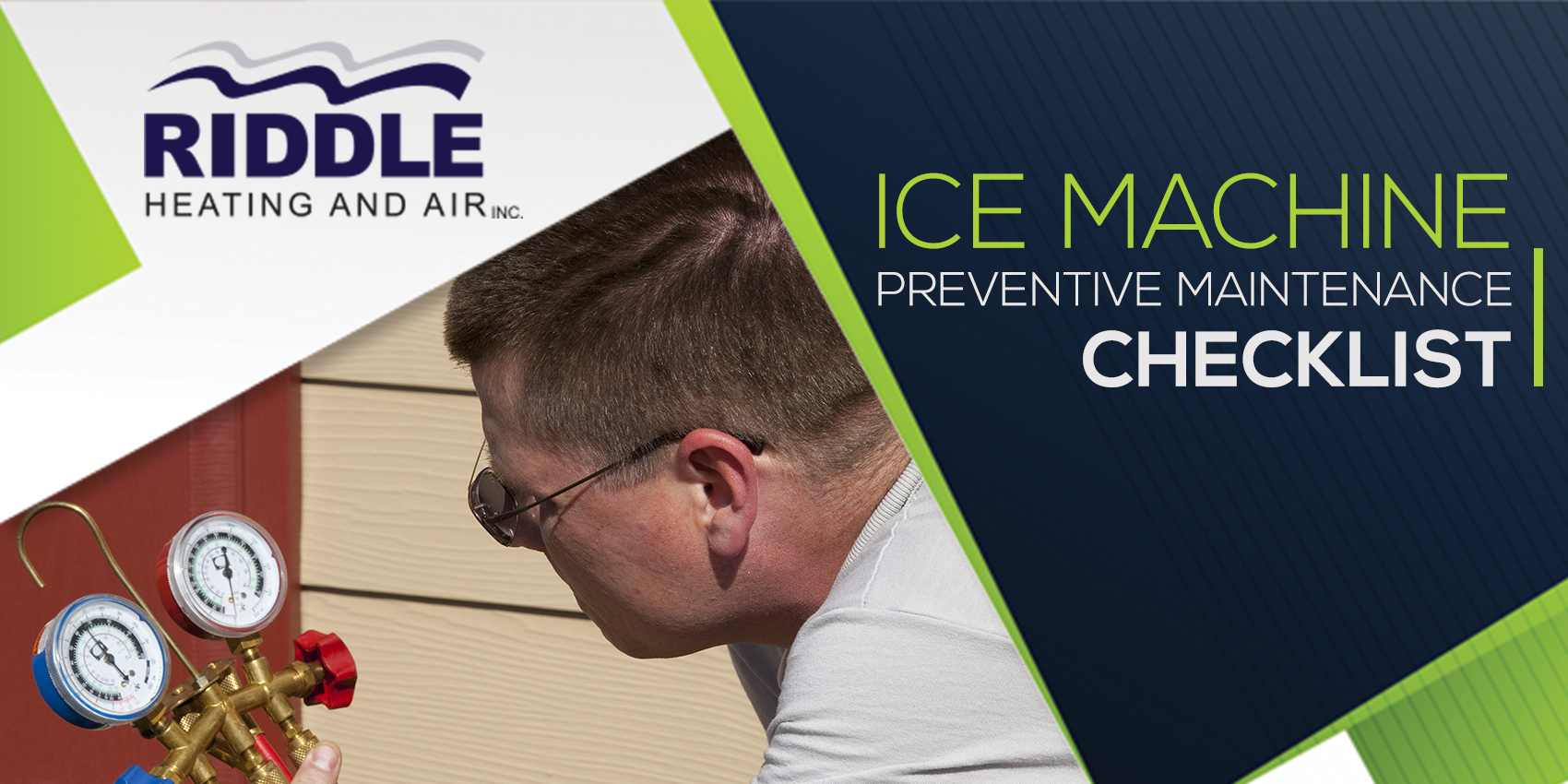 Ice Machine Preventive Maintenance Checklist