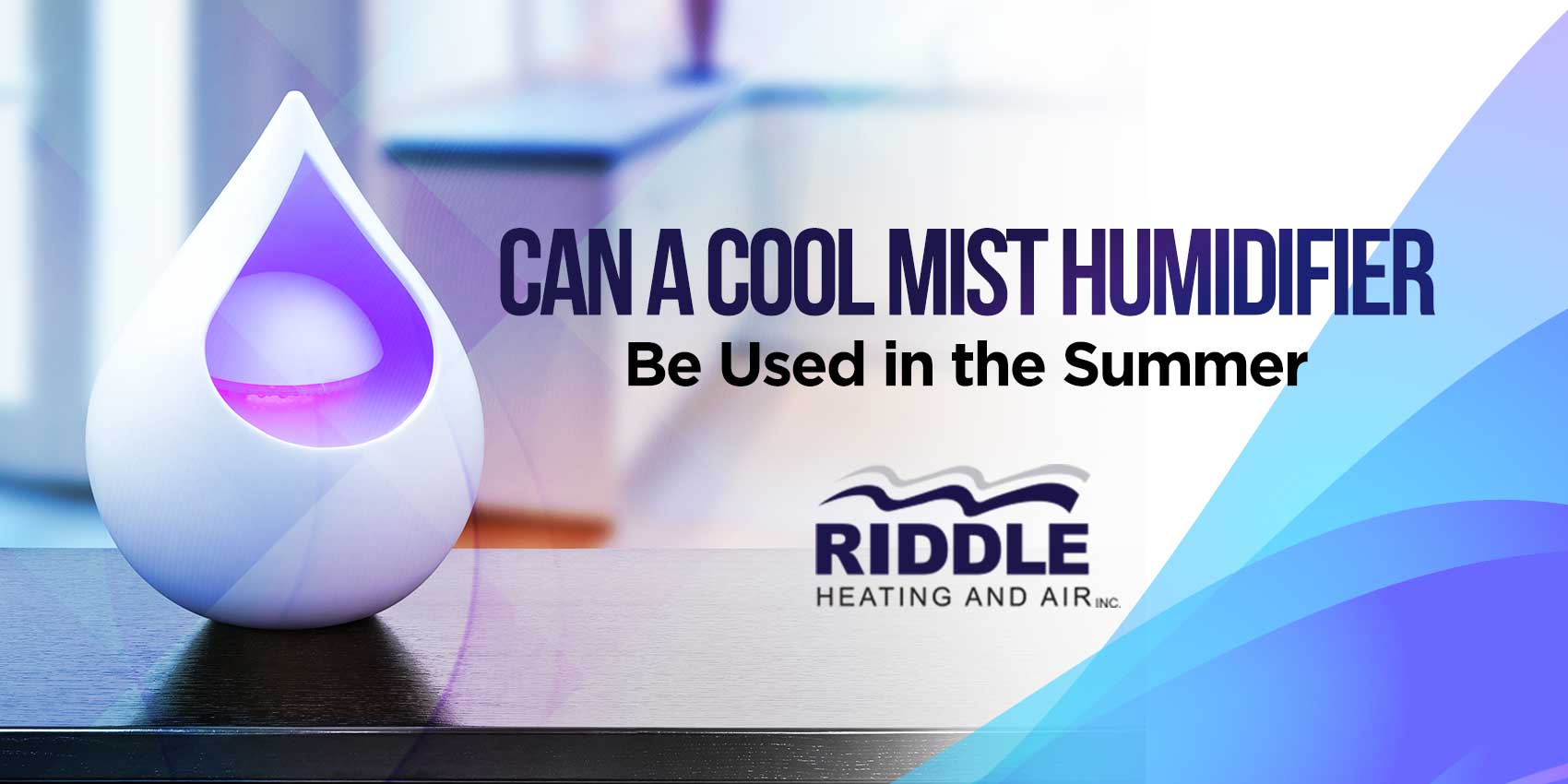 Can a Cool Mist Humidifier Be Used in the Summer?