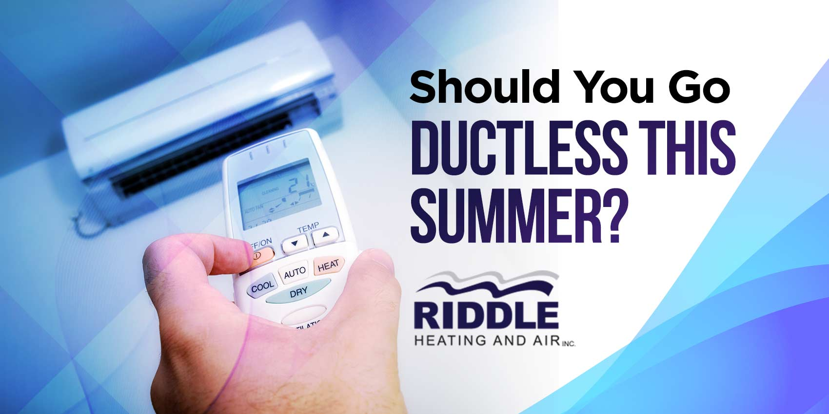 Should You Go Ductless This Summer?