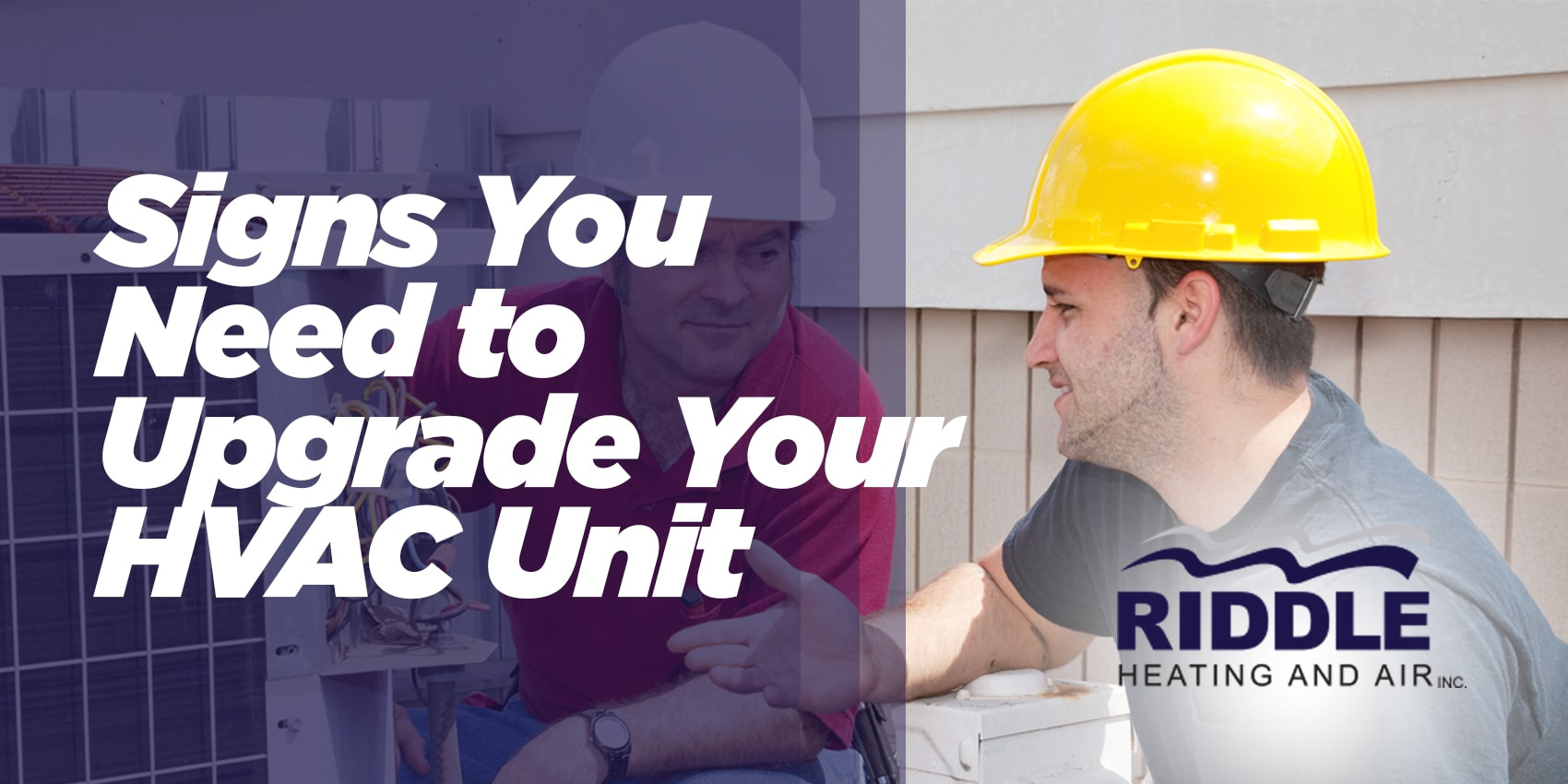 Signs You Need to Upgrade Your HVAC Unit