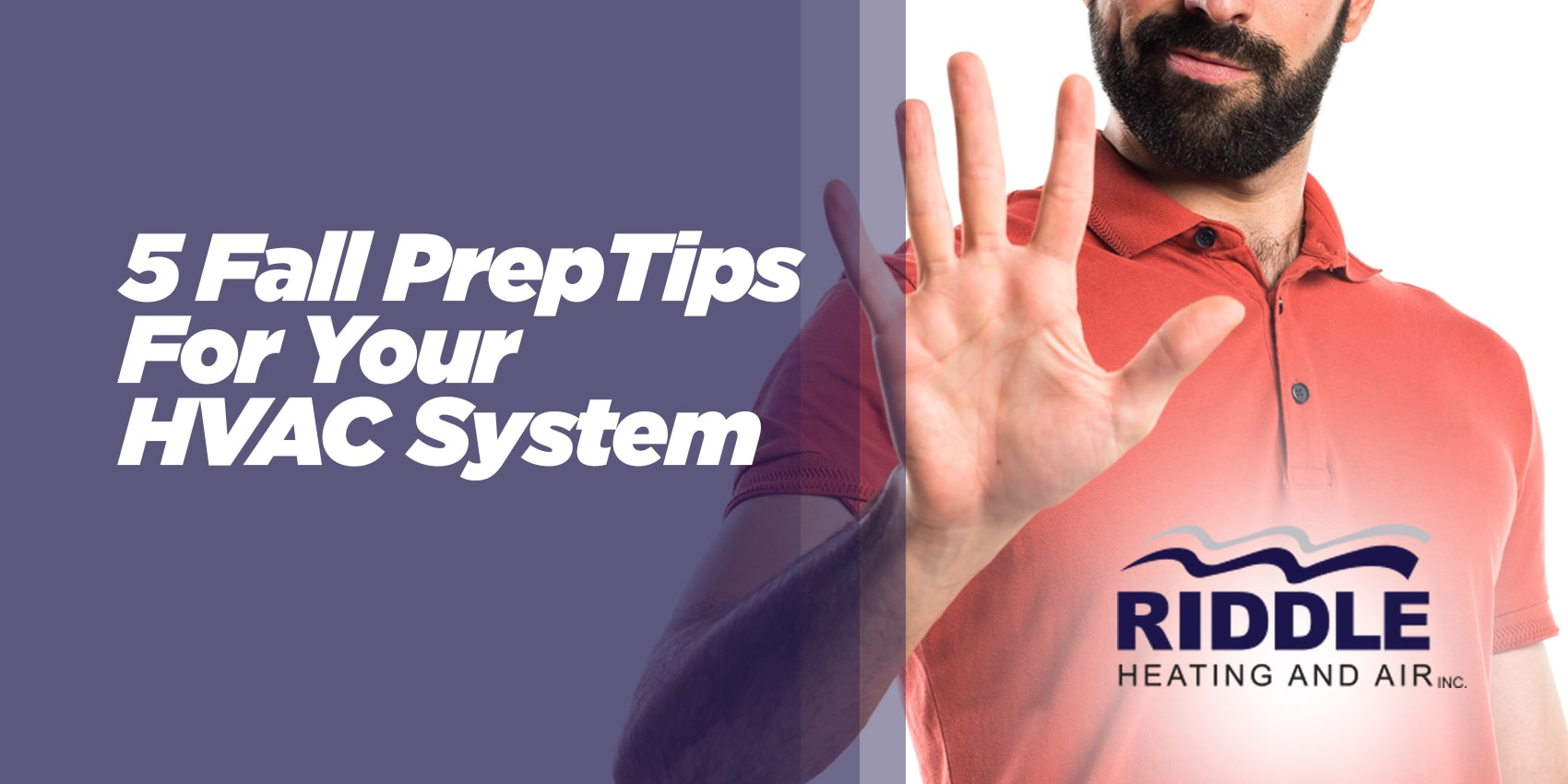 5 Fall Prep Tips For Your HVAC System