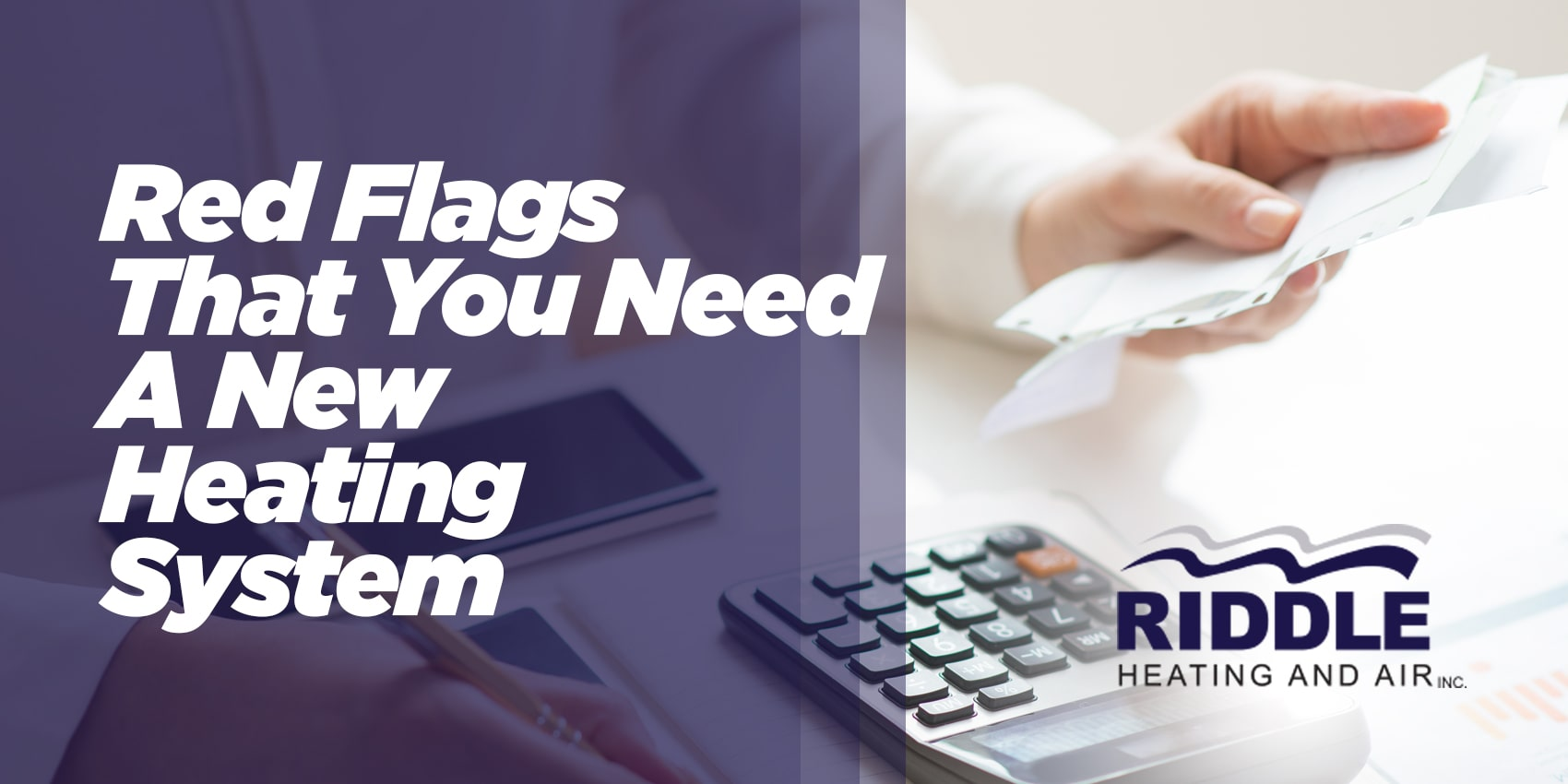 Red Flags that You Need a New Heating System